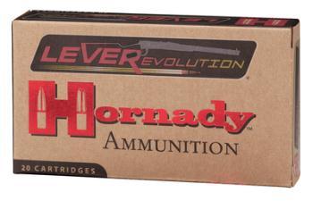 Hornady 82747 LEVERevolution .45-70 Government 325 Grain Flex Tip Expanding