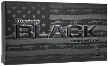 Hornady 83464 Black 6.8mm Remington SPC 110 Grain V-Max