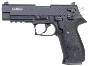 "AMERICAN TACTICAL INC (ATI) GSG German Sports Guns GERG2210FF FireFly Single/Double 22 Long Rifle (LR) 4"" 10"