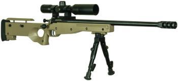 KSA KSA2157 Crickett Precision Rifle 22mag bolt action fde