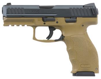 Heckler & Koch M700009FDE-A5 VP9 Two Tone LEO 9mm