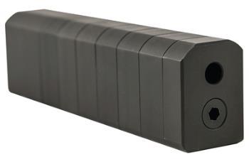 OSPREYMICRO22 SCO Osprey Micro Modular Rimfire Silencer .22/.17 1/2x28