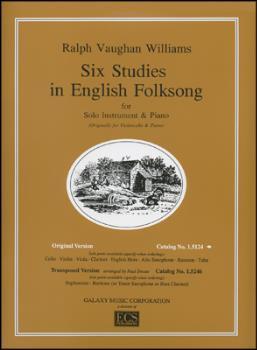 6 Studies In English Folk Song