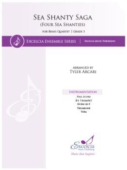 Sea Shanty Saga - String Quartet